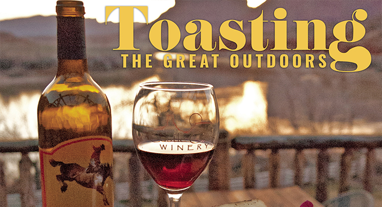 Toasting the Great Outdoors