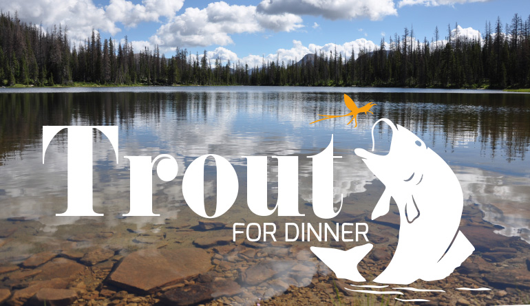 Trout for Dinner