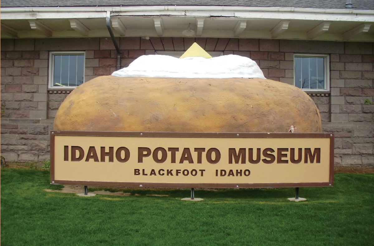 Idaho Oddities: Hot Springs, Museums & Atomic Power