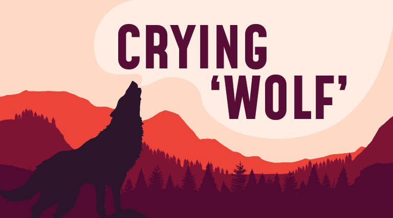 Crying 'Wolf'